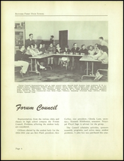 Page 8, 1955 Edition, Bonners Ferry High School - Badger Tales Yearbook (Bonners Ferry, ID) online yearbook collection