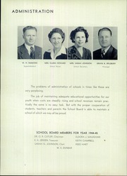 Page 10, 1945 Edition, Preston High School - Quiver Yearbook (Preston, ID) online yearbook collection