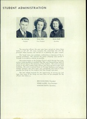 Page 11, 1945 Edition, Preston High School - Quiver Yearbook (Preston, ID) online yearbook collection