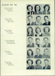 Page 17, 1945 Edition, Preston High School - Quiver Yearbook (Preston, ID) online yearbook collection