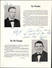 Page 14, 1964 Edition, Preston High School - Quiver Yearbook (Preston, ID) online yearbook collection