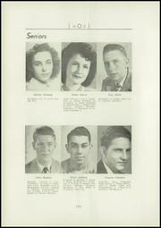 Page 10, 1948 Edition, Orofino High School - Prospector Yearbook (Orofino, ID) online yearbook collection
