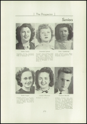 Page 11, 1948 Edition, Orofino High School - Prospector Yearbook (Orofino, ID) online yearbook collection
