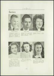 Page 12, 1948 Edition, Orofino High School - Prospector Yearbook (Orofino, ID) online yearbook collection