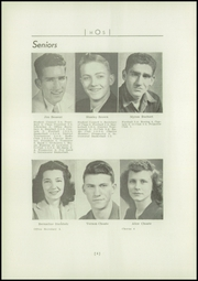 Page 8, 1948 Edition, Orofino High School - Prospector Yearbook (Orofino, ID) online yearbook collection