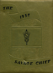 Page 1, 1958 Edition, Salmon High School - Savage Chief Yearbook (Salmon, ID) online yearbook collection