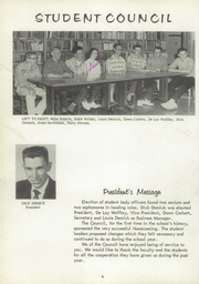 Page 12, 1958 Edition, Salmon High School - Savage Chief Yearbook (Salmon, ID) online yearbook collection