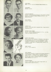 Page 16, 1958 Edition, Salmon High School - Savage Chief Yearbook (Salmon, ID) online yearbook collection