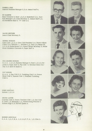 Page 17, 1958 Edition, Salmon High School - Savage Chief Yearbook (Salmon, ID) online yearbook collection