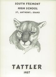 Page 5, 1957 Edition, South Fremont High School - Tattler Yearbook (St Anthony, ID) online yearbook collection