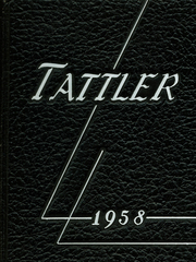 Page 1, 1958 Edition, South Fremont High School - Tattler Yearbook (St Anthony, ID) online yearbook collection