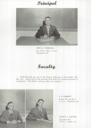 Page 10, 1958 Edition, South Fremont High School - Tattler Yearbook (St Anthony, ID) online yearbook collection