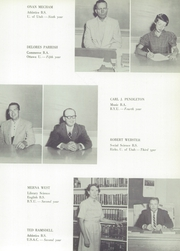 Page 11, 1958 Edition, South Fremont High School - Tattler Yearbook (St Anthony, ID) online yearbook collection