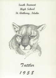 Page 5, 1958 Edition, South Fremont High School - Tattler Yearbook (St Anthony, ID) online yearbook collection