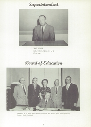 Page 9, 1958 Edition, South Fremont High School - Tattler Yearbook (St Anthony, ID) online yearbook collection