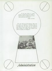 Page 9, 1959 Edition, South Fremont High School - Tattler Yearbook (St Anthony, ID) online yearbook collection