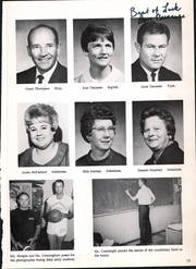 Page 17, 1967 Edition, Marsh Valley High School - Marshopolitan Yearbook (Arimo, ID) online yearbook collection