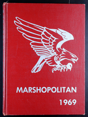 Page 1, 1969 Edition, Marsh Valley High School - Marshopolitan Yearbook (Arimo, ID) online yearbook collection