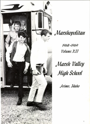 Page 5, 1969 Edition, Marsh Valley High School - Marshopolitan Yearbook (Arimo, ID) online yearbook collection