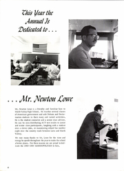 Page 8, 1969 Edition, Marsh Valley High School - Marshopolitan Yearbook (Arimo, ID) online yearbook collection