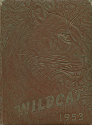 Filer High School - Wildcat Yearbook (Filer, ID) online yearbook collection, 1953 Edition, Page 1