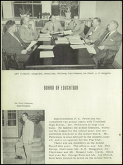Page 10, 1954 Edition, Fruitland High School - Poma Terra Yearbook (Fruitland, ID) online yearbook collection