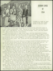 Page 16, 1954 Edition, Fruitland High School - Poma Terra Yearbook (Fruitland, ID) online yearbook collection