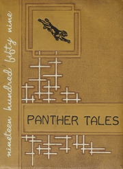 Page 1, 1959 Edition, Parma High School - Panther Tales Yearbook (Parma, ID) online yearbook collection