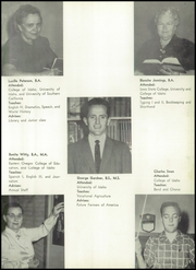 Page 9, 1959 Edition, Parma High School - Panther Tales Yearbook (Parma, ID) online yearbook collection