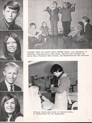 Page 15, 1971 Edition, McCall Donnelly High School - Ski Tracks Yearbook (McCall, ID) online yearbook collection