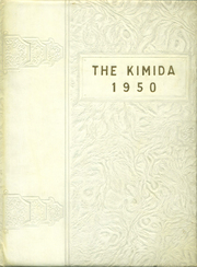 Kimberly High School - Kimida Yearbook (Kimberly, ID) online yearbook collection, 1950 Edition, Page 1
