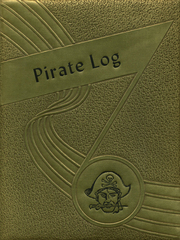 1953 Edition, Butte County High School - Pirate Log Yearbook (Arco, ID)
