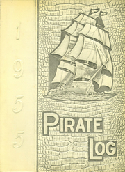 1955 Edition, Butte County High School - Pirate Log Yearbook (Arco, ID)