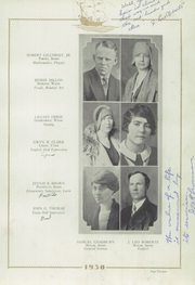 Page 17, 1930 Edition, Malad High School - Mirror Yearbook (Malad City, ID) online yearbook collection