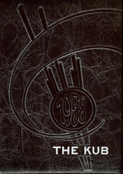 1958 Edition, Kamiah High School - Kub Yearbook (Kamiah, ID)
