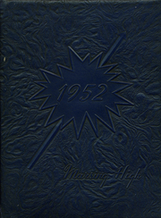 1952 Edition, Marsing High School - Arrow Yearbook (Marsing, ID)