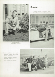 Page 12, 1953 Edition, Marsing High School - Arrow Yearbook (Marsing, ID) online yearbook collection