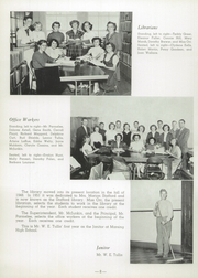 Page 14, 1953 Edition, Marsing High School - Arrow Yearbook (Marsing, ID) online yearbook collection