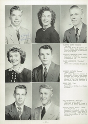 Page 16, 1953 Edition, Marsing High School - Arrow Yearbook (Marsing, ID) online yearbook collection