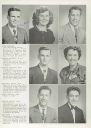 Page 17, 1953 Edition, Marsing High School - Arrow Yearbook (Marsing, ID) online yearbook collection