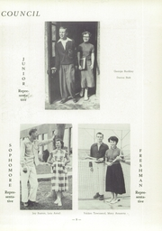 Page 11, 1954 Edition, Marsing High School - Arrow Yearbook (Marsing, ID) online yearbook collection