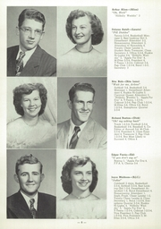 Page 14, 1954 Edition, Marsing High School - Arrow Yearbook (Marsing, ID) online yearbook collection