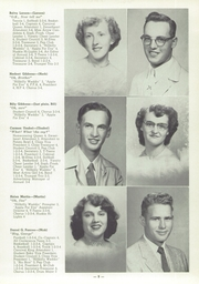 Page 15, 1954 Edition, Marsing High School - Arrow Yearbook (Marsing, ID) online yearbook collection