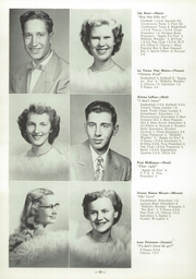 Page 16, 1954 Edition, Marsing High School - Arrow Yearbook (Marsing, ID) online yearbook collection