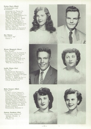 Page 17, 1954 Edition, Marsing High School - Arrow Yearbook (Marsing, ID) online yearbook collection
