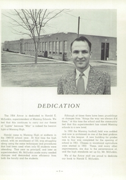 Page 7, 1954 Edition, Marsing High School - Arrow Yearbook (Marsing, ID) online yearbook collection