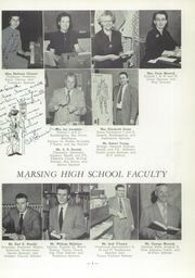 Page 9, 1954 Edition, Marsing High School - Arrow Yearbook (Marsing, ID) online yearbook collection