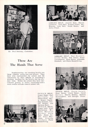 Page 16, 1960 Edition, Marsing High School - Arrow Yearbook (Marsing, ID) online yearbook collection