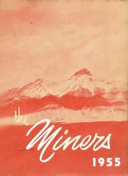 1955 Edition, Mackay High School - Miners Yearbook (Mackay, ID)