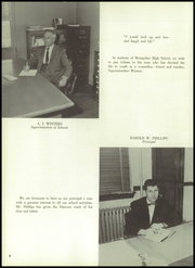 Page 10, 1958 Edition, Montpelier High School - Idamont Yearbook (Montpelier, ID) online yearbook collection